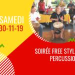 Soirée free style - 30 novembre 2019